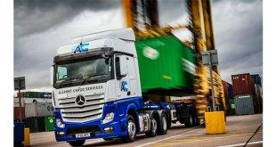 Mercedes-Benz Actros sails back into the Maritime Transport fleet