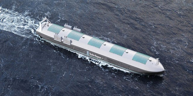 Rolls-Royce and VTT Technical Research Centre form a strategic partnership to develop smart ships