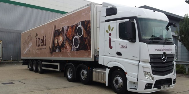 Spedian helps iDeli Online delicatessen ring the changes with seasonal promotions