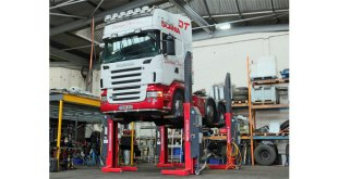 TOTALKARE Hydraulic Lift first for haulage firm