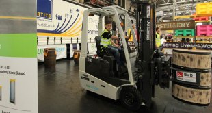 Women and Young Drivers Excel at RTITB International Forklift Operator of the Year