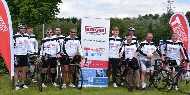 Briggs Equipment donates 150,000 GBP to UK based charities