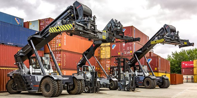 Goldstar Transport invests over 1M GBP in new fleet from Cooper Handling