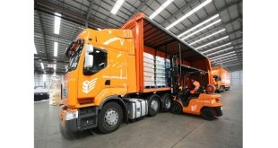 Palletforce delivers record Christmas volumes