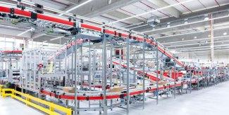 TGW Stingray Shuttle System a key growth component for Würth Elektronik eiSos Group