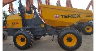 Terex Distributor Announces Site Dumper Contract Win