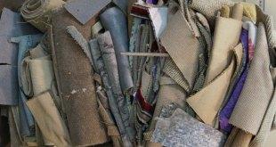 Carpet Recycling UK landfill diversion of carpet waste rises to 35%