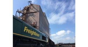 Freightliner & British Steel collaboration success