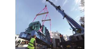 RUD manufacture and supply heavy duty lifting equipment upto 250 onnes