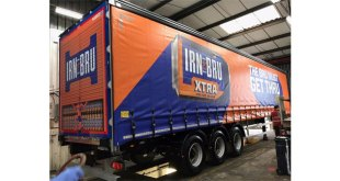 A G Barr renews trailer fleet with Cartwright