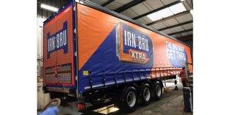 A G Barr renews trailer fleet with Cartwright