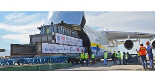 Bolloré Logistics Achieves a World First on the American Continent