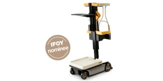 Crown Wave multipurpose vehicle earns nomination for the IFOY Award 2017