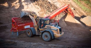 Finlay Group milestone machine for Thomas Armstrong Group