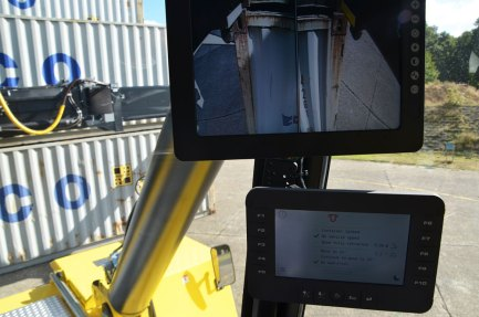 Hyster Company has introduced two weighing systems