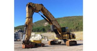 IronPlanet facilitates sale of the world's largest demolition excavator