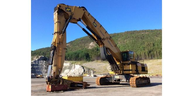 IronPlanet facilitates sale of the worlds largest demolition excavator