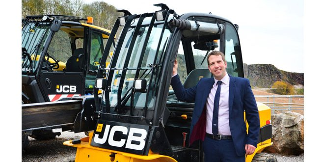 JCB redefining Fit for Purpose