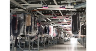 John Lewis Magna Park 2 DC now handling hanging garments thanks to Dürkopp technology
