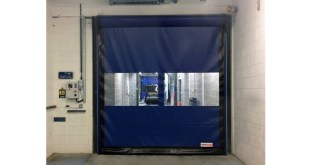 Stertil fast-action doors ensure temperature and humidity control for iceSheffield