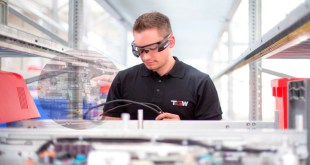 TGW Lifetime Services uses Smart Glasses for the ultimate insight