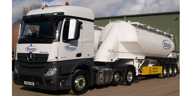 Wincanton Construction business success leads to fleet expansion