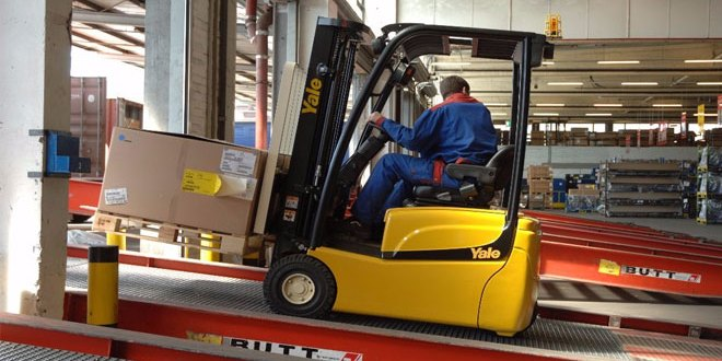 Yale Europe Materials Handling aims to raise customer expectations