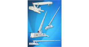 Air Technical Industries new Mobile Reversible Crane