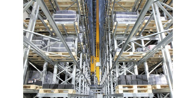 Kracht selects Jungheinrich to centralise its intralogistics