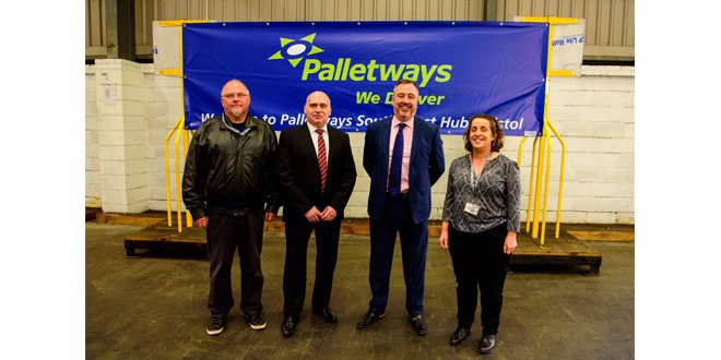 Regional hub model the future for pallet networks says Palletways