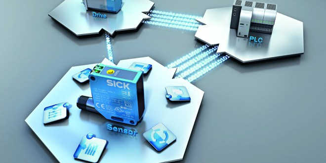 SICK UK Smart Sensors - the building blocks of industry 4.0