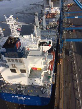 Seatrade - London Container Terminal
