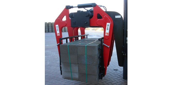B&B Attachments - The Importance of choosing the correct Forklift Attachment