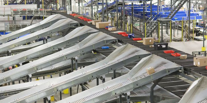 BEUMER Group awarded contract to expand sorting system in UK Mail national hub