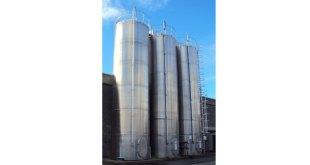 Barton Fabrications silo supports SCHUTZ supply chain