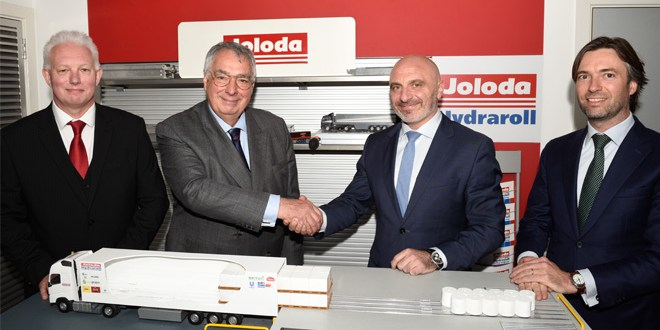 Joloda International loading systems business future assured
