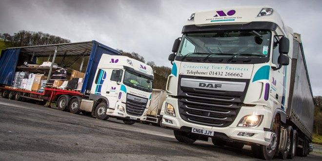 New DAF XFs delivering brilliant AdBlue usage for Arthur Oakley Transport