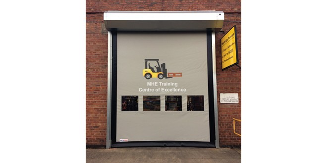 Stertil Fast-Action Doors provide sweet access solution
