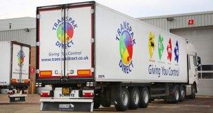 Schmitz Cargobull fuel efficient reefers bear fruit for Transpak Direct