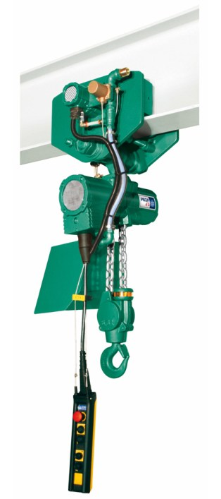 JDN is implementing a new Hydro Coating on its industry leading hoist range