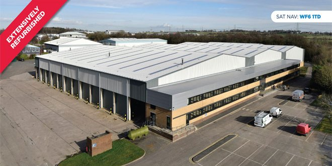 Onward Holdings upgrades Normanton 108 warehouse