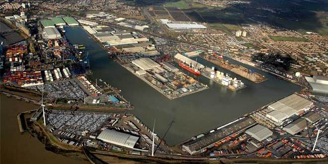 Port of Tilbury Uk's first AEO accreditation for a multipurpose port