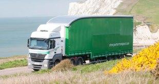 Steve Porter Transport nominated for prestigious award