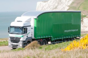 Steve Porter Transport nominated for prestigious award