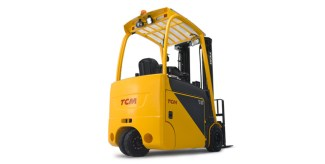 TCM launch its new highly innovative forklift