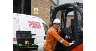 Pyroban confirms support for any brand of ATEX lift truck