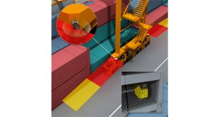 SICK AOS Prime Laser Scanner System offers improved collision and detection warning