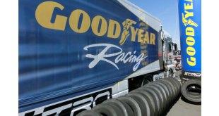 The development of Goodyear Truck Racing Tyres