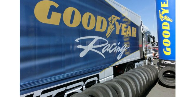The development of Goodyear Truck Racing Tyres