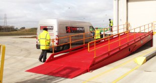 Thorworld stocks up success with loading bay installation for Costco